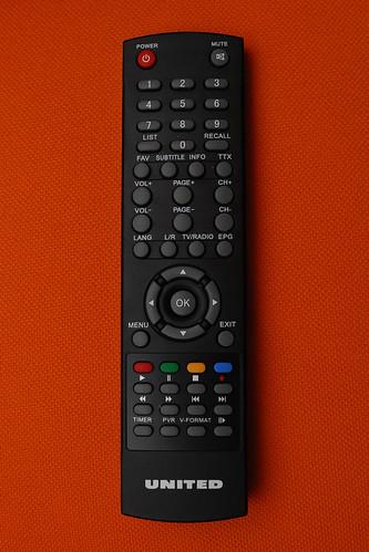 Telecomando United DVBT 9082