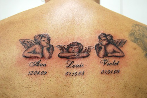 li'l cherubs tattoo