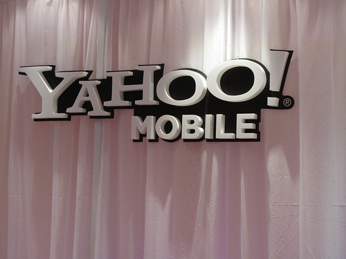 Yahoo Mobile at CommunicAsia 2009