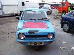 Robin Reliant - Old Look (Front)