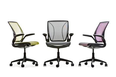 workalicious June 2009 – Humanscale Task Chair