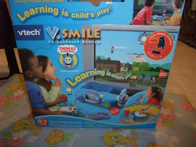 VTech V Smile Thomas And Friends