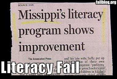 fail-owned-mississippi-literacy-fail by kjarrett.