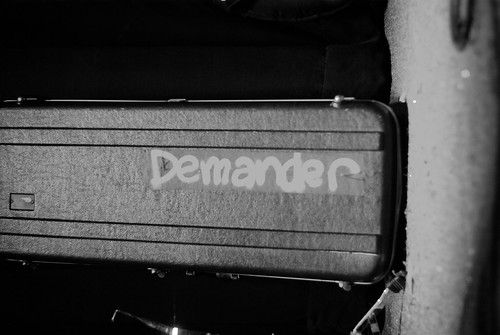 Demander at Spike Hill