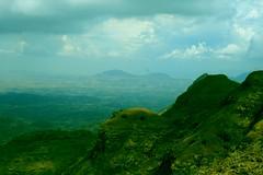 Mt. Kalsubai southern cliff (Sandeep Shinde) Tags: maharashtra bhandardara