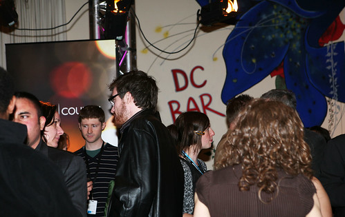 UK Film Council Short Filmmakers Drinks 250609