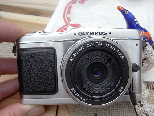 OLYMPUS PEN digital E-P1 (by HAMACHI!)