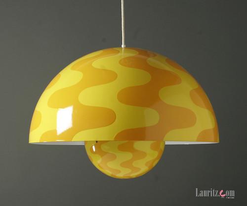 Flowerpot Andtradition Pendant Light Lamp Verner Panton