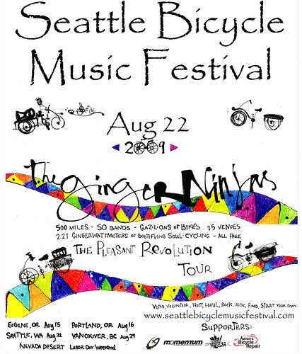 Seattle BMF Shop Flyer