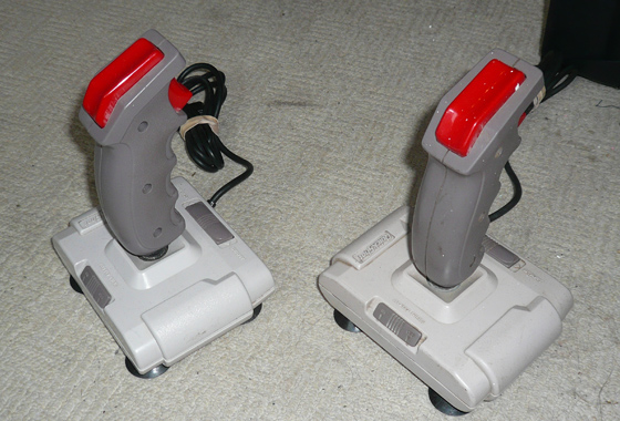 2 NES Quickshots from eBay