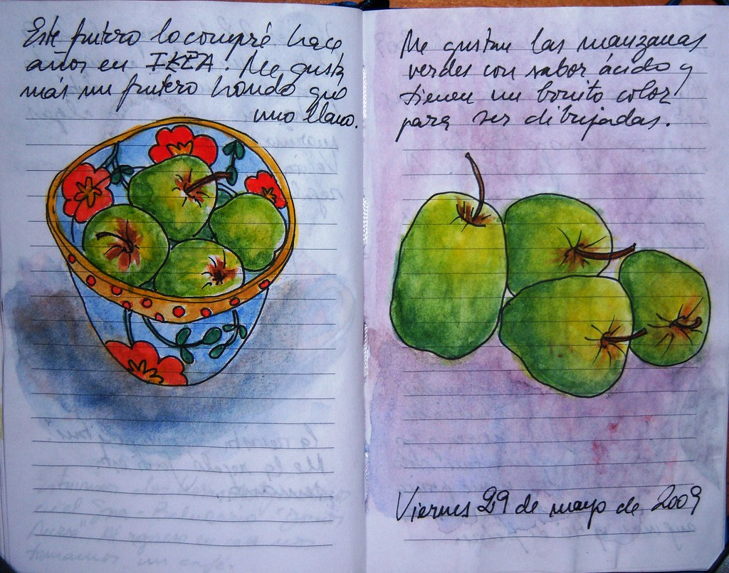 Apples in my kitchen