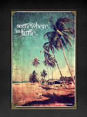 Somewhere In Time (FOR SALE) (hanafi.ishak) Tags: classic texture beach leather vintage frame kelapa terengganu pokok klasik bingkai