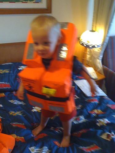 Lifejacket Liam