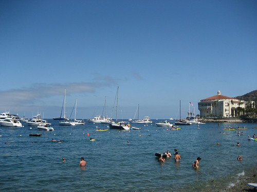Catalina Island- Descanso Bay