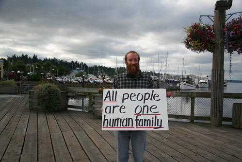 All People Are Part of One Human Family