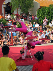 chinese gymnasts at epcot