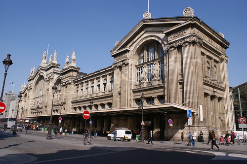 Gare du Nord by hugh llewelyn, on Flickr