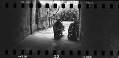 Mamiya 7, 135 film adapter (FullClip) Tags: mamiya7 fujineopan 135film