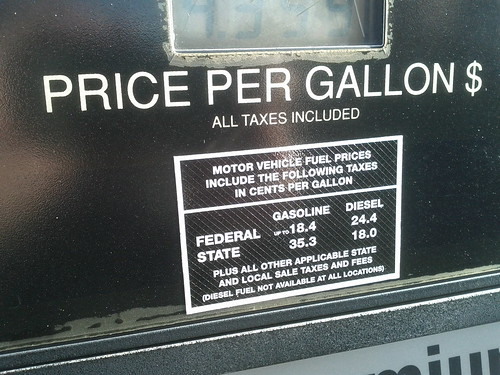 Day 146 - Fuel Tax