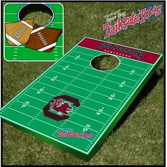 South Carolina Bean Bag Toss Game