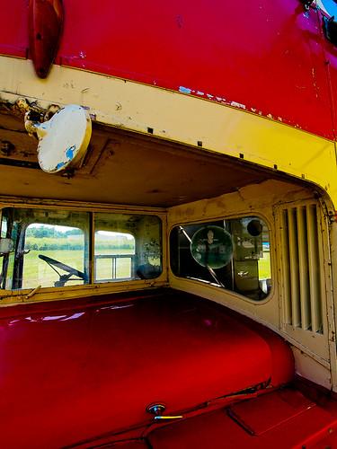 Bristol Bus Hood