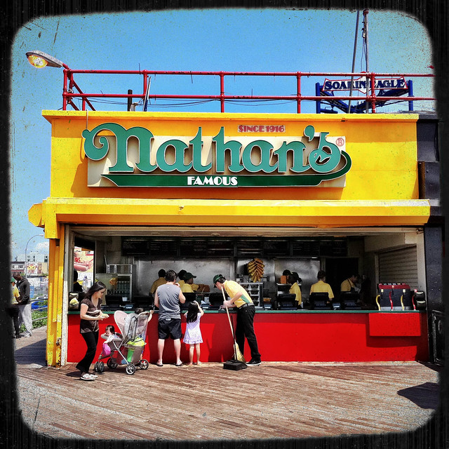 Famous Hotdogs