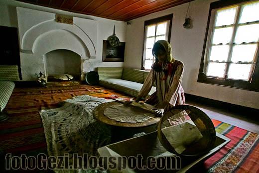 Mutfak: Bursa Yenişehir Şemaki Evi Müzesi