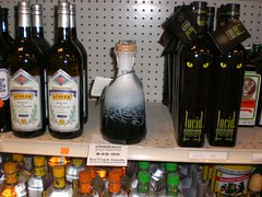 Absinthe at the Indian Reservation Store