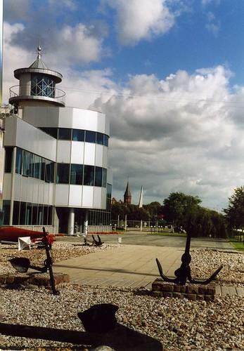 Калининград  2003 Museum of the World Oceans. ©  sludgegulper