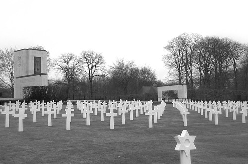 Luxembourg Cemetary