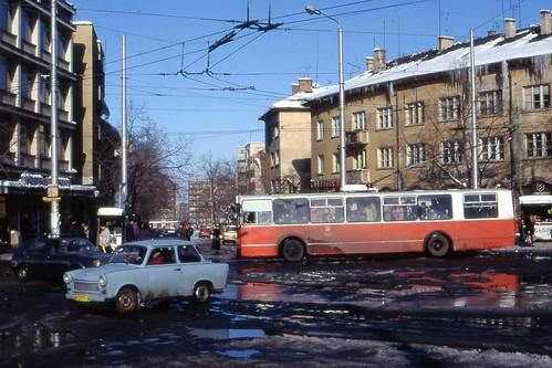 Trabant en Bulgaria