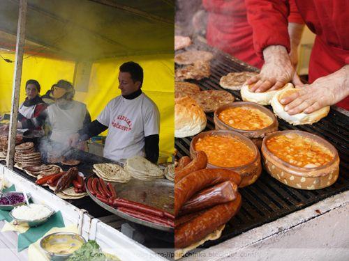 Serbian Fast Food