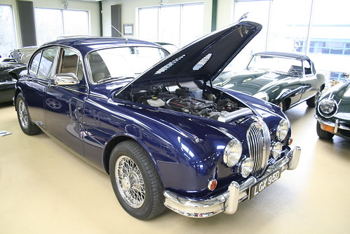 Beacham Jaguar Mk II 1996