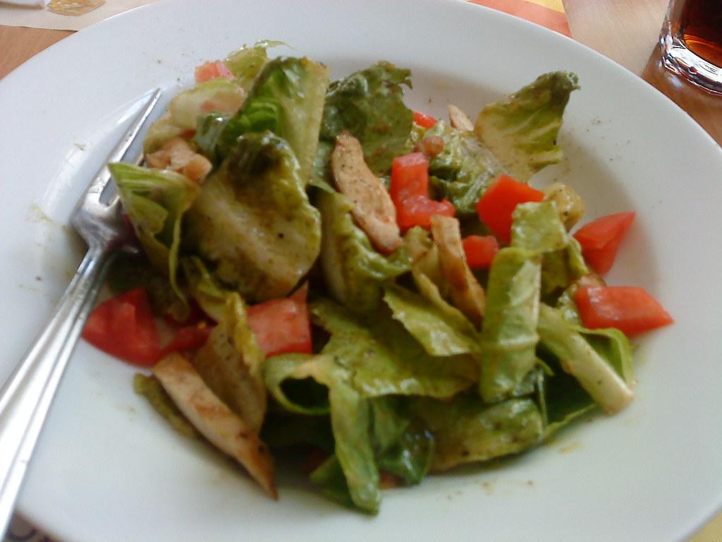 Flapjacks Technohub Salad