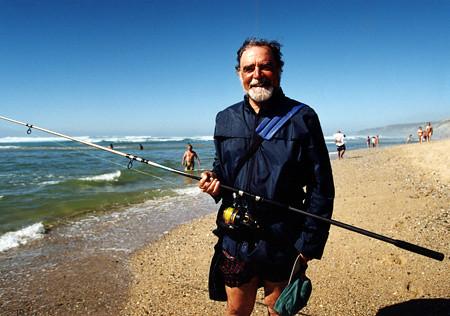 Manuel Alegre - pescador