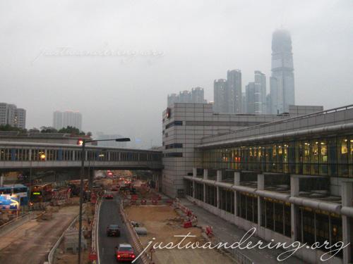 Hong Kong Olympic Station