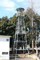 高木の火の見櫓(東大和市)