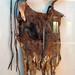 Goatskin worn by Hamer women