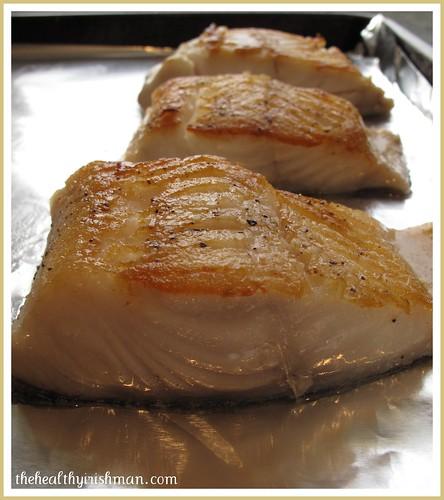 Roast Black Cod
