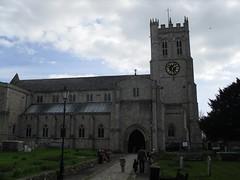 Christchurch Priory Church (crwilliams) Tags: christchurch church dorset date:month=march date:day=14 date:year=2009 date:wday=saturday date:hour=13