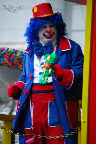 365_Clowns_On_Parade[2009]