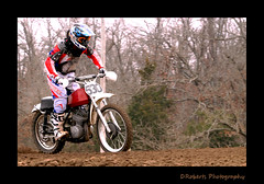 2313 (DRoberts Photography) Tags: vintage motorcycle motocross supercross dortbike