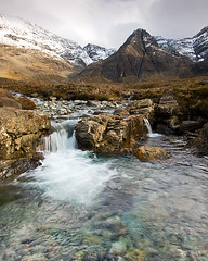 Fairy Pools - Glen Brittle (David Kendal) Tags: skye isleofskye cuillinhills glenbrittle fairypools sgurranfheadain mhadaidh vosplusbellesphotos alltcoiramhadaidh fheadain