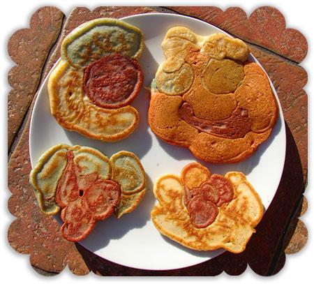 Happy Rainbow Pancake Day!