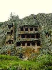 Ventanillas de Otuzco (morrissey) Tags: peru tumbas cajamarca piedras arqueologia otuzco ventanillasdeotuzco