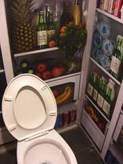 廁所啤酒廣告13