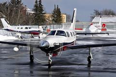Piper PA-46-500TP Malibu Meridian (Mirek Kubicek) Tags: canada plane airplane airport nikon prague aircraft engine malibu apron whitney single piper tp meridian turboprop pratt d90 prg pa46 pt6a42a lkpr pa46500 p46t oktip n60951 4697355