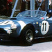 Shelby Cobra Roadster at 1964 Sebring Race