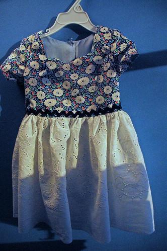 ana's dress
