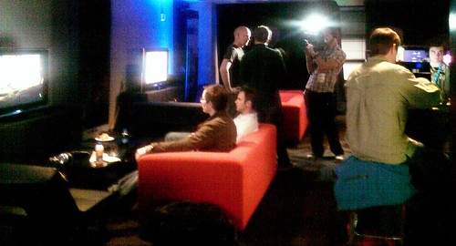 PlayStationBlog Lounge at The W
